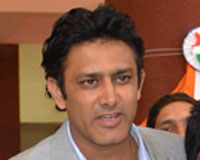 Rendezvous with Anil Kumble